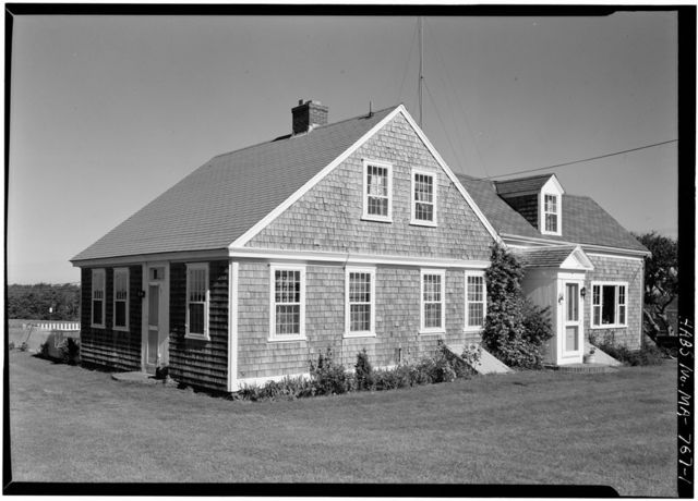 Thomas K. Small House, Highland Road & Old King's Highway, Truro, Barnstable County, MA