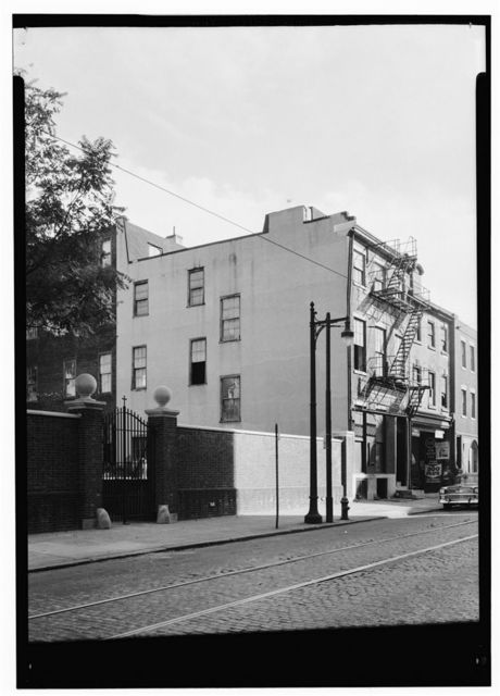 Thomas McKean, Jr. House, 269 South Fifth Street, Philadelphia, Philadelphia County, PA