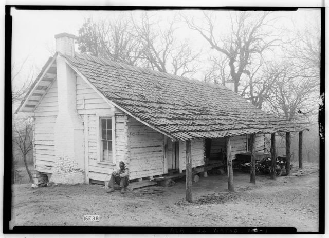 Thornhill Plantation, County Road 19, Forkland, Greene County, AL