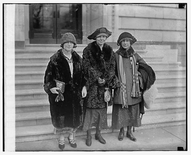 [Three women,] 2/7/24