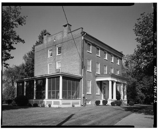 Tide Mill Farm, House, 100 Tide Mill Lane, Salem, Salem County, NJ