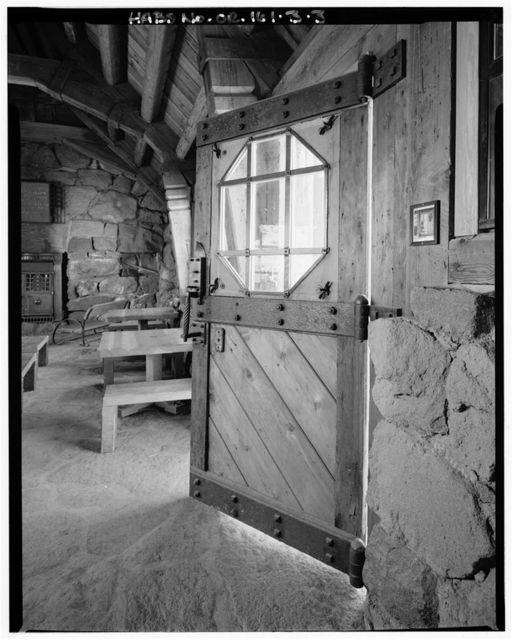 Timberline Lodge, Silcox Hut, Timberline Trail, Government Camp, Clackamas County, OR