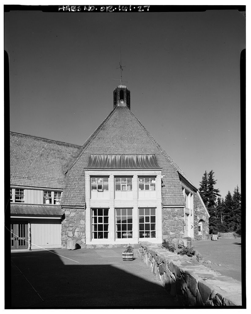 Timberline Lodge, Timberline Trail, Government Camp, Clackamas County, OR