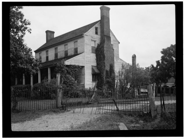 Tom McLaurin House, State Route 382, Cheraw, Chesterfield County, SC
