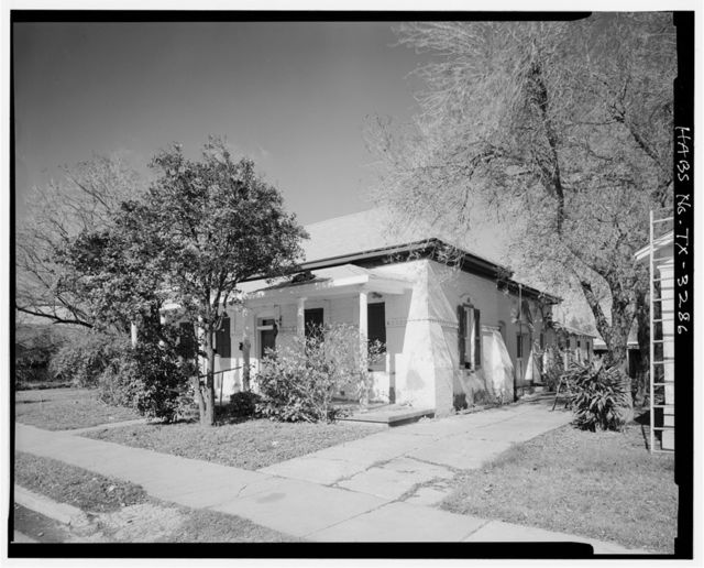 Tomas Tijerina House, 333 East Adams Street, Brownsville, Cameron County, TX