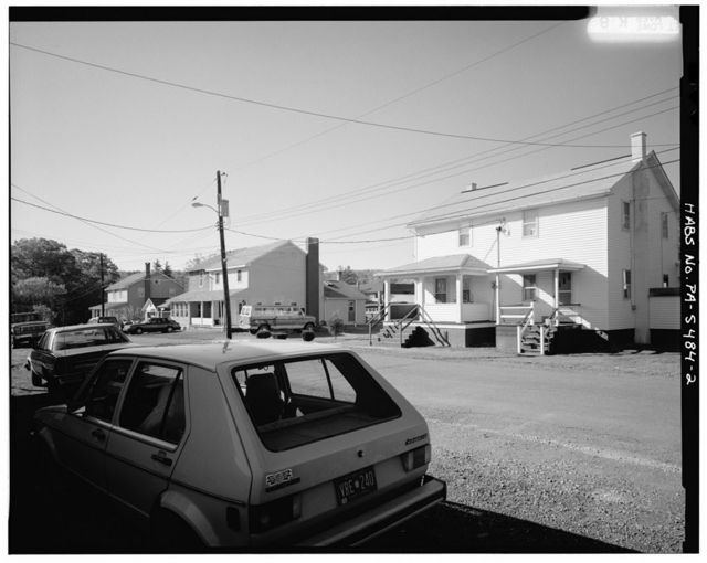 Town of Robertsdale, Robertsdale, Huntingdon County, PA