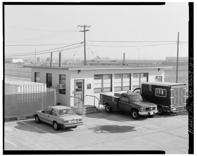 Travis Air Force Base, Snack Bar, North of W Street, Armed Forces Special Weapons Project Q Area, Fairfield, Solano County, CA