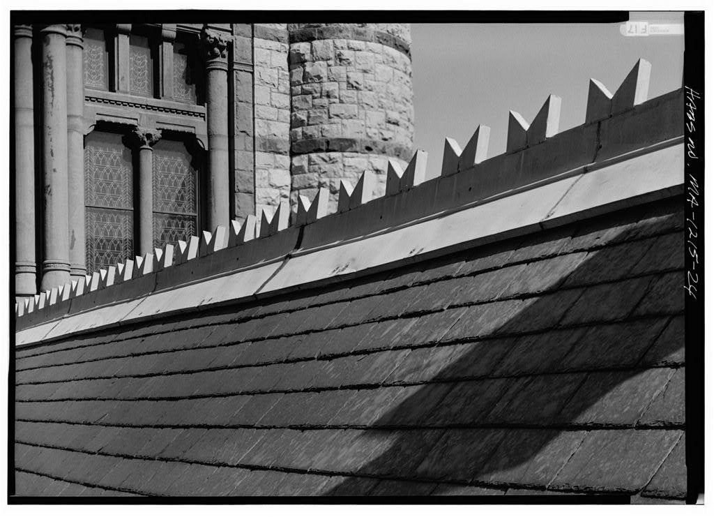 Trinity Episcopal Church, Copley Square, Boston, Suffolk County, MA