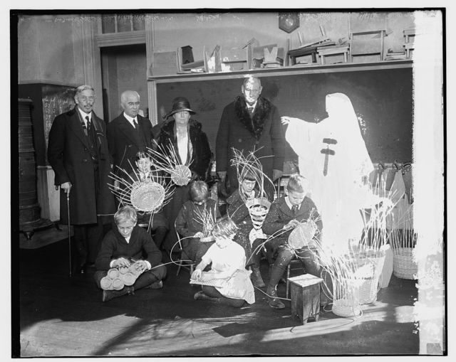 Tuberculosis Ass'n, Occupational Therapy class 12/2/24
