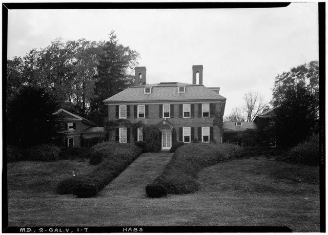 Tulip Hill, Galesville, Anne Arundel County, MD