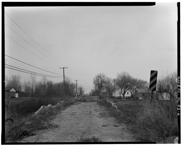 Twenty-Four Mile Road Bridge, Spanning North Branch of Clinton River, Chesterfield, Macomb County, MI