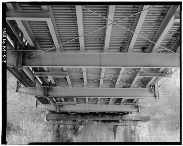 U. S. 23 Middle Bridge, Spanning Levisa Fork, Pikeville, Pike County, KY