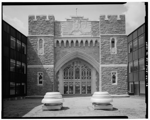 U. S. Military Academy, Cadet Mess, Store & Drawing Academy, West Point, Orange County, NY