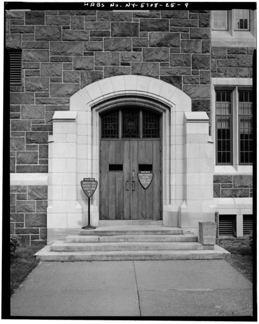 U. S. Military Academy, East Academic Building, West Point, Orange County, NY