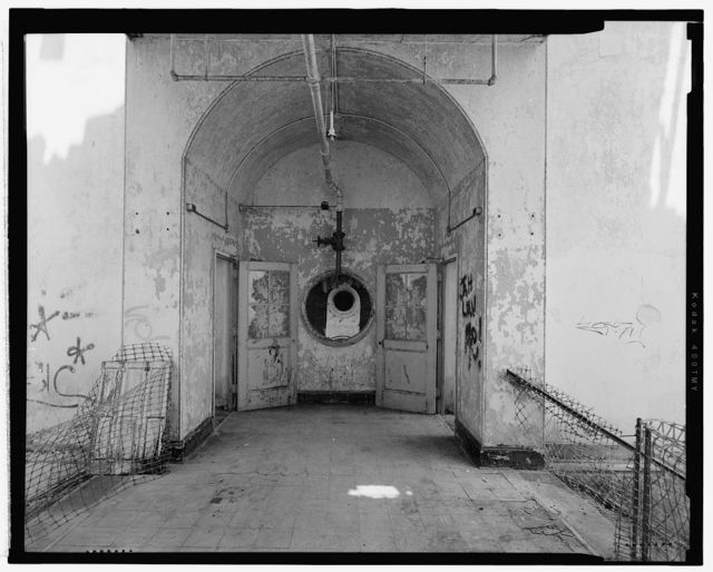 U. S. Naval Asylum, Biddle Hall, Gray's Ferry Avenue, Philadelphia, Philadelphia County, PA