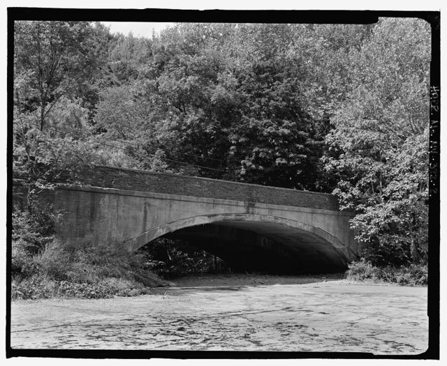 U. S. Route No. 9 Bridge, Spanning Crum Elbow Creek, Hyde Park, Dutchess County, NY