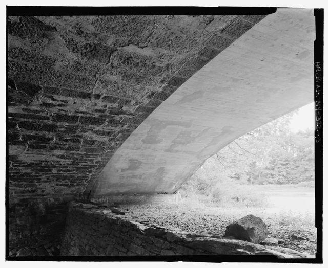 U. S. Route No. 9 Bridge, Spanning Crum Elbow Creek, Hyde Park, Dutchess County, NY