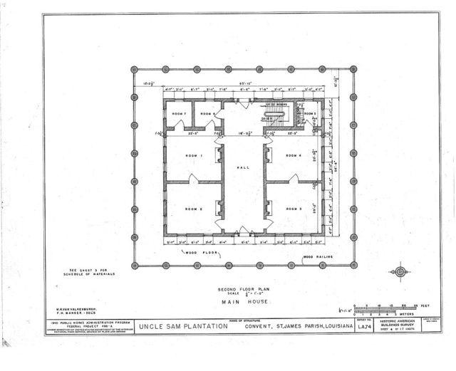 Uncle Sam Plantation, Convent, St. James Parish, LA