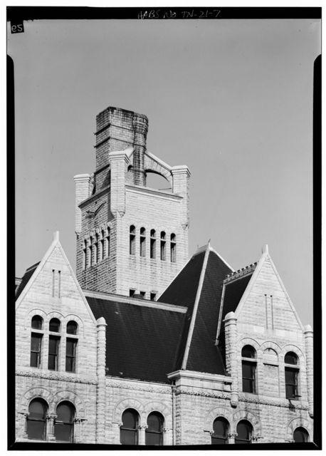 Union Station, 1001 Broadway, Nashville, Davidson County, TN