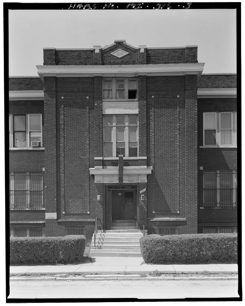 United Automobile Workers Union Hall, Local No  7, 1551 Hart