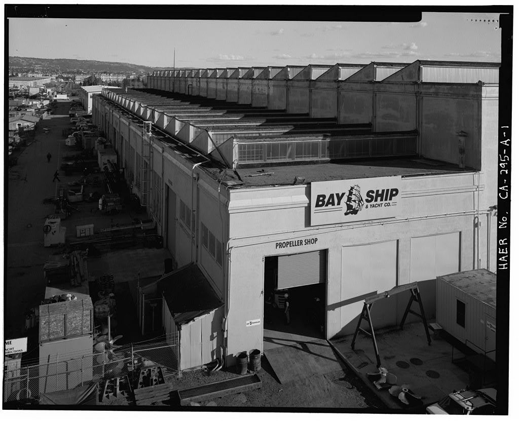 United Engineering Company Shipyard, Inspection & Repair