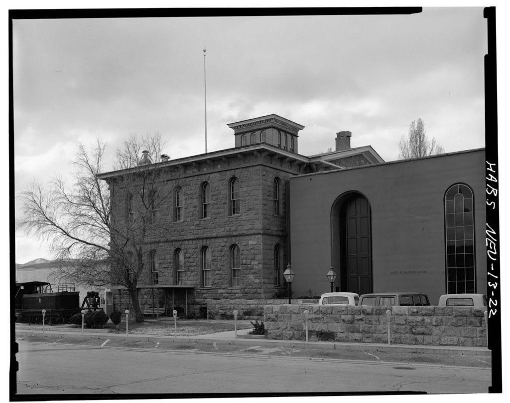 United States Mint, Carson Street, Carson City, Carson City, NV