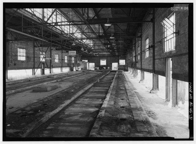 United States Nitrate Plant No. 2, Reservation Road, Muscle Shoals, Muscle Shoals, Colbert County, AL