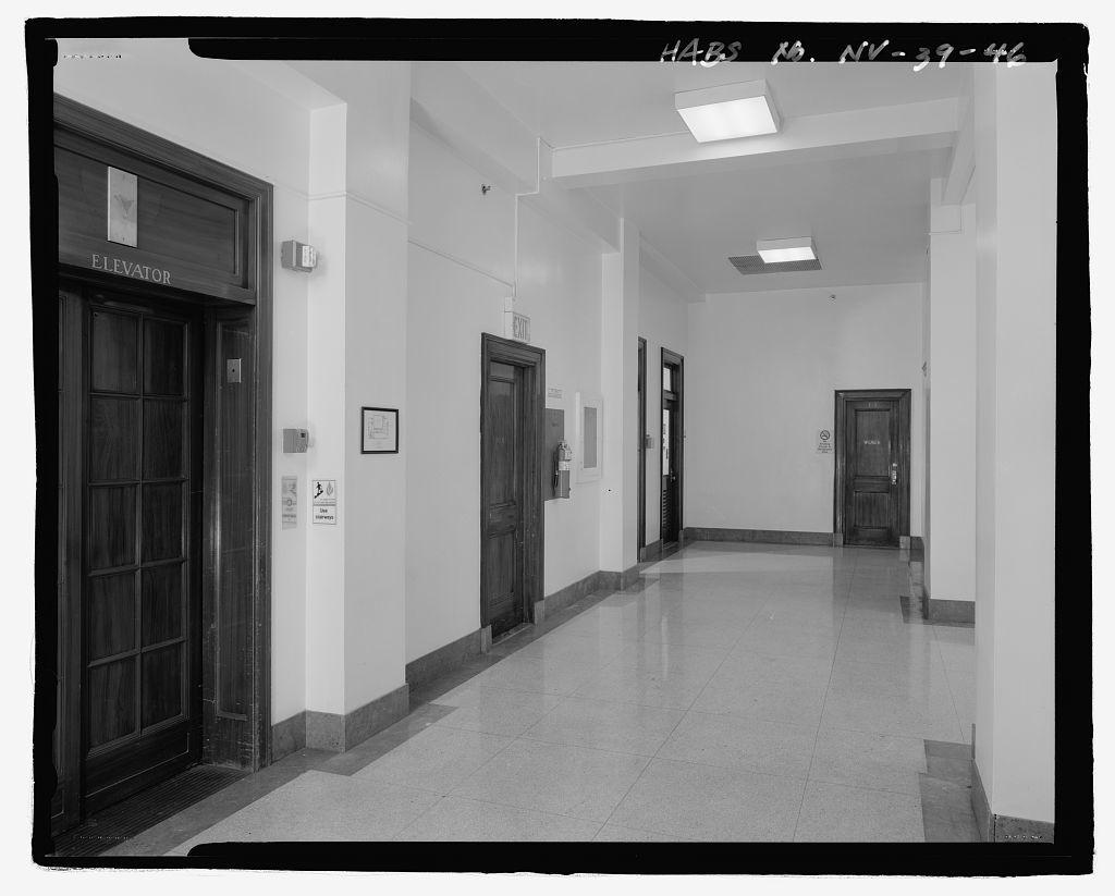 United States Post Office & Court House, 300 East Steward Avenue, Las Vegas, Clark County, NV