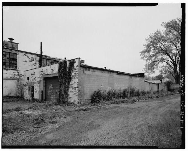 United States Radium Corporation, Radium Crystallization Laboratory, 428 Alden Street, Orange, Essex County, NJ