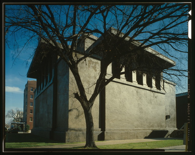 Unity Temple, 875 Lake Street, Oak Park, Cook County, IL