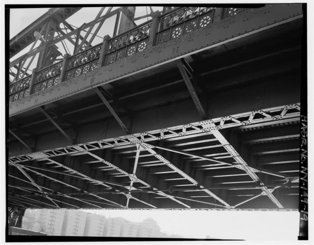 University Heights Bridge, Spanning Harlem River at 207th Street & West Harlem Road, New York, New York County, NY