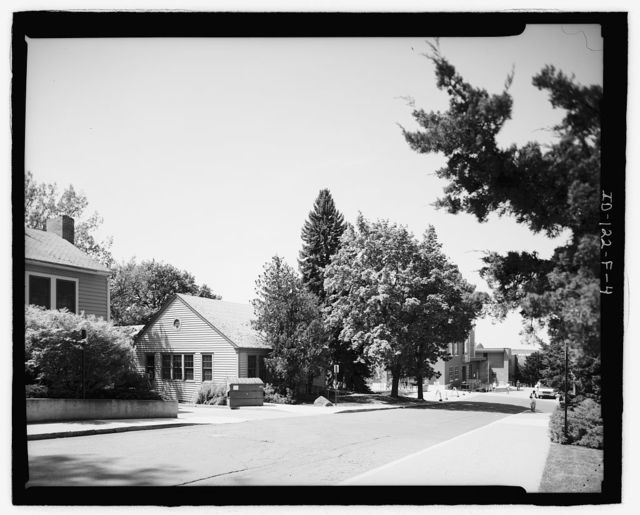 University of Idaho, University Classroom Building, Line Street between University Avenue & Idaho Avenue, Moscow, Latah County, ID