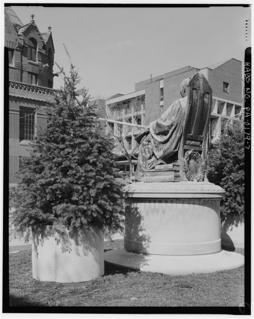 University of Pennsylvania, Smith Walk, Bounded by Walnut, Thirty-third, Thirty-fourth & Spruce Streets, Philadelphia, Philadelphia County, PA