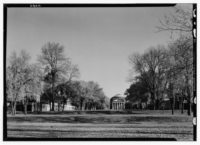 University of Virginia, University Avenue & Rugby Road, Charlottesville, Charlottesville, VA