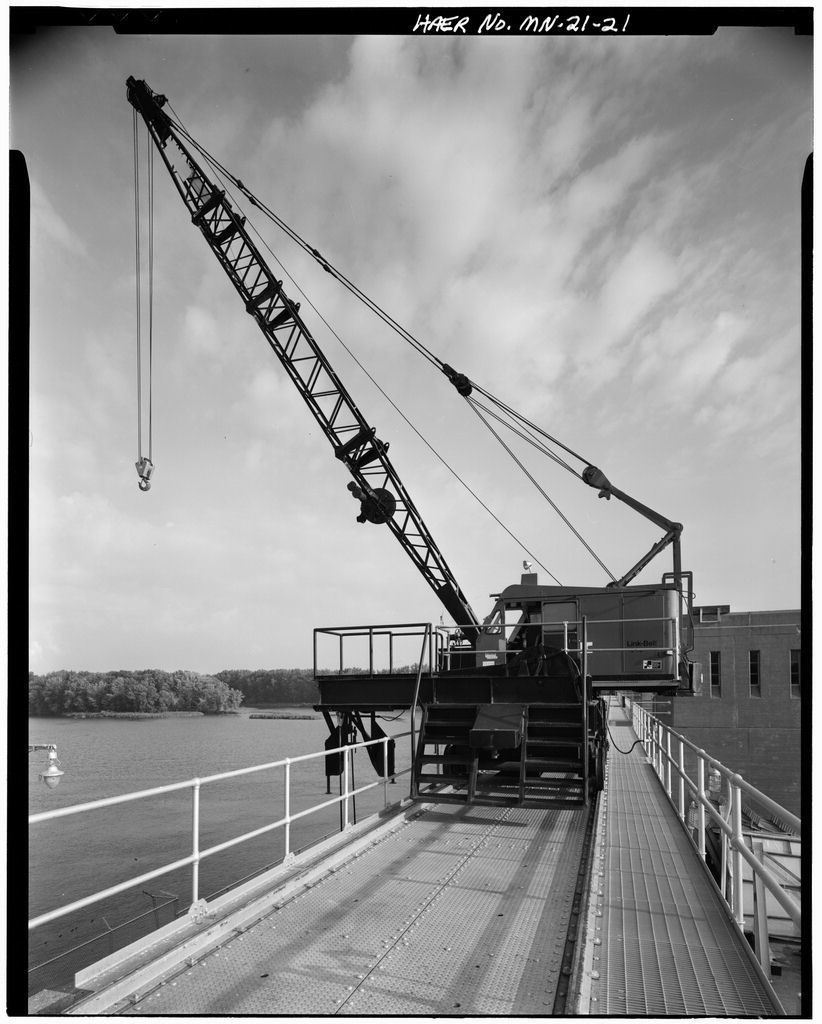 Upper Mississippi River 9-Foot Channel Project, Lock & Dam No. 3, Red Wing, Goodhue County, MN