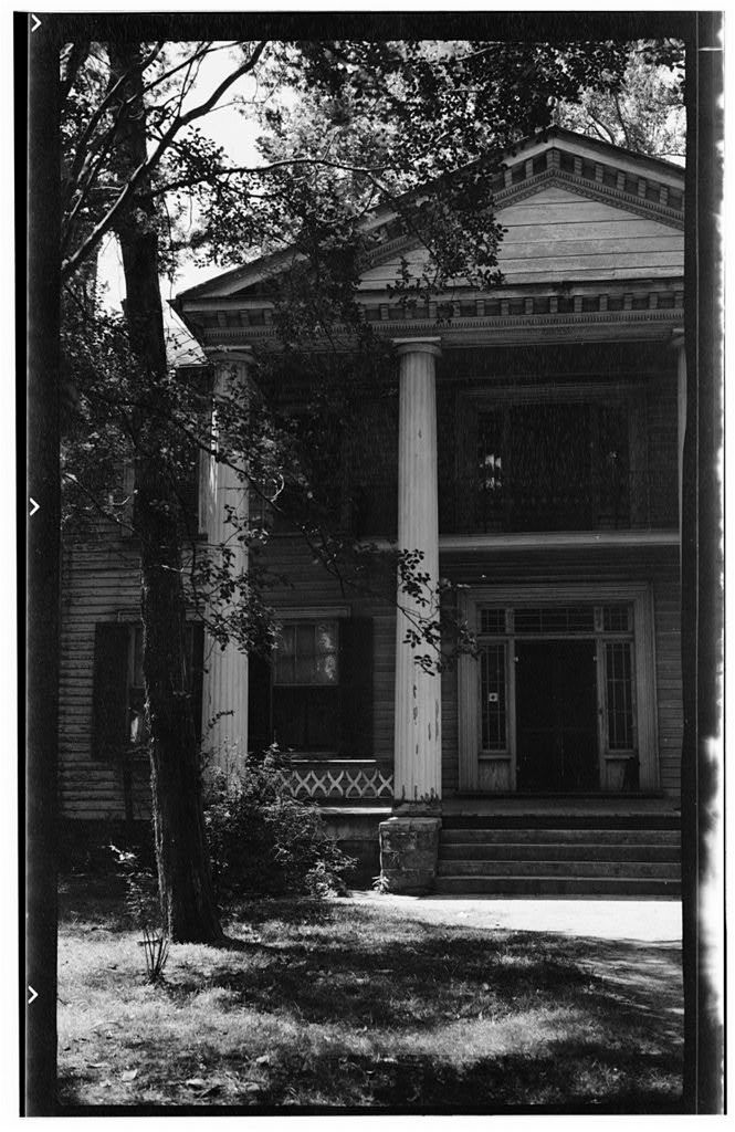 Uriah Vaughn House, 415 West Main Street, Murfreesboro, Hertford County, NC