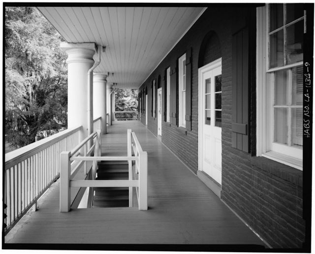U.S. Barracks, Riverside Mall, Capitol Avenue, Front Street, Spanish Town, Baton Rouge, East Baton Rouge Parish, LA