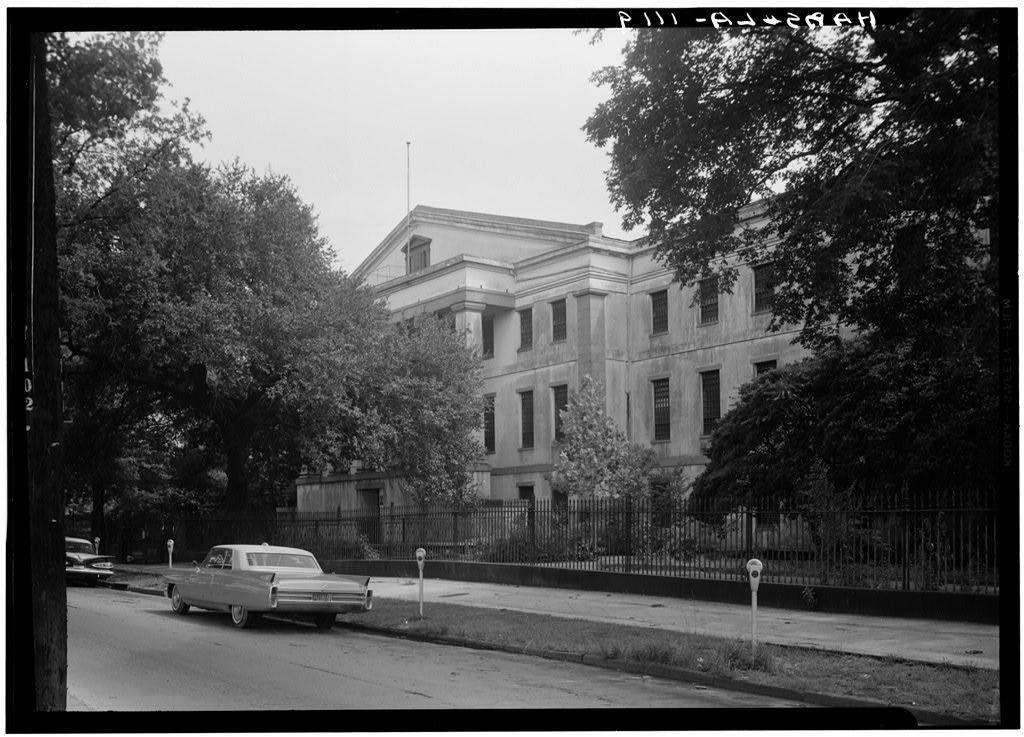 U.S. Branch Mint, 400 Esplanade Avenue, New Orleans, Orleans Parish, LA