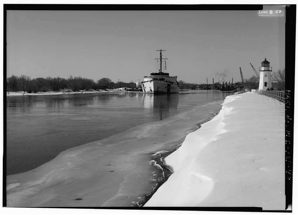 U.S. Coast Guard Icebreaker Mackinaw, Cheboygan, Cheboygan County, MI