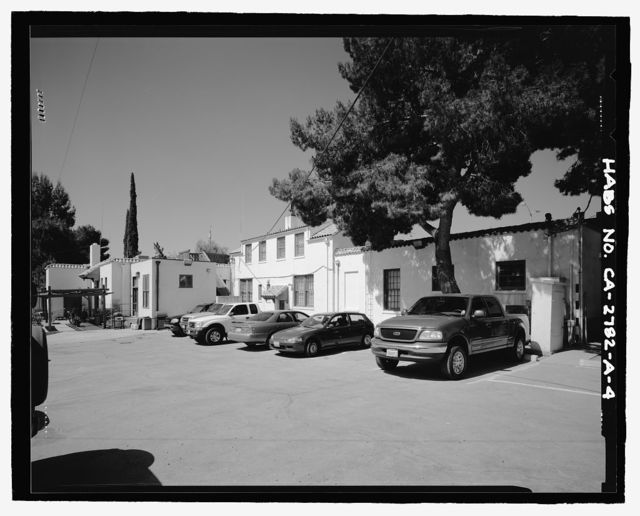 U.S. Inspection Station, Main Building, California State Highway 188, Tecate Road, Tecate, San Diego County, CA