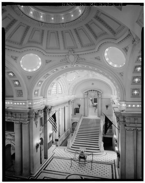 U.S. Naval Academy, Bancroft Hall, Annapolis, Anne Arundel County, MD