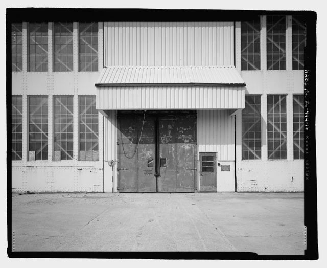 U.S. Naval Air Station, Assembly & Repair Shop, East Avenue, Pensacola, Escambia County, FL