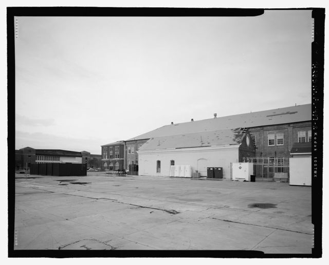 U.S. Naval Air Station, Blacksmith Shop, South Avenue, Pensacola, Escambia County, FL
