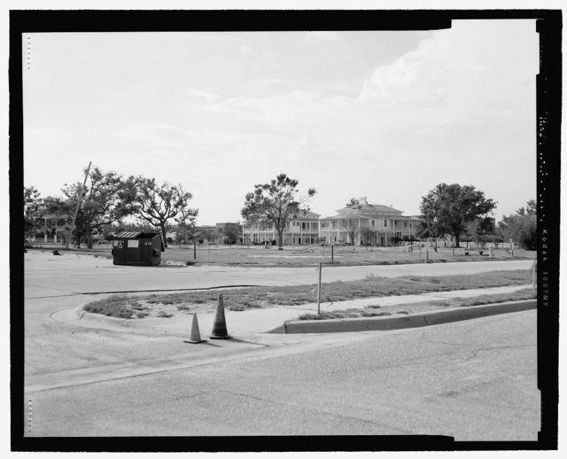 U.S. Naval Air Station, Senior Officers' Quarters Q-3, Q-3 North Avenue, Pensacola, Escambia County, FL