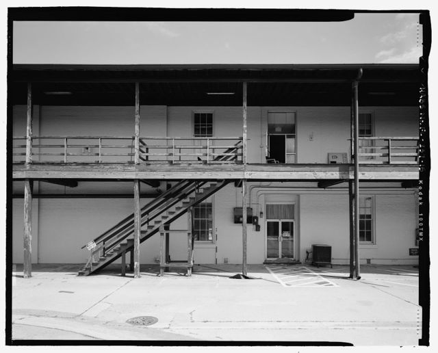 U.S. Naval Air Station, Storehouse Building, Pensacola, Escambia County, FL