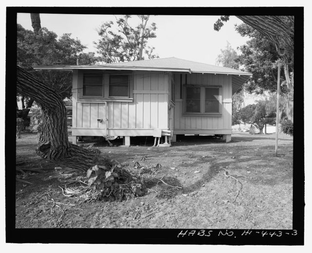 U.S. Naval Base, Pearl Harbor, Chief Petty Officer's Quarters, 32 Belleau Wood Loop, Pearl City, Honolulu County, HI