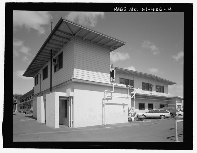 U.S. Naval Base, Pearl Harbor, Combat Intelligence Center, Makalapa Drive in Makalapa Administration Area, Pearl City, Honolulu County, HI