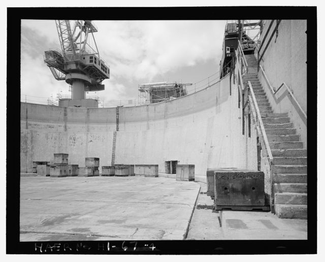 U.S. Naval Base, Pearl Harbor, Dry Dock No. 3, On northern shoreline of shipyard, west of Dry Dock Nos. 1 & 2, near the intersection of Avenue G and Sixth Street, Pearl City, Honolulu County, HI