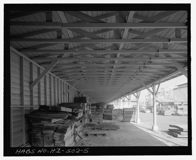 U.S. Naval Base, Pearl Harbor, Flask Storage, West side of Seventh Street between Facility Nos. 1107 & S1115, Pearl City, Honolulu County, HI