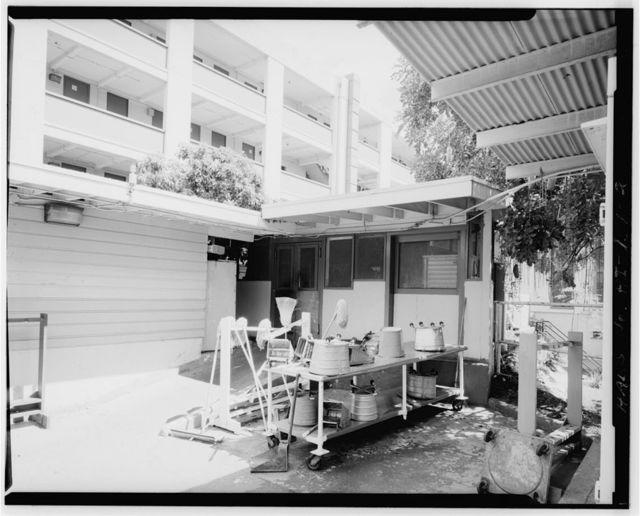 U.S. Naval Base, Pearl Harbor, Garbage House, Nimitz Street & Dakley Road, near Quarry Loch, Pearl City, Honolulu County, HI